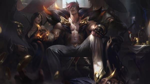 Here's how to fix the League of Legends friends list bug