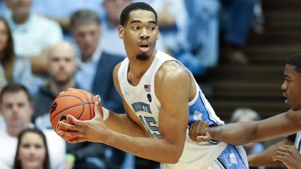 Garrison Brooks has stepped up in the wake of freshman Cole Anthony's injury