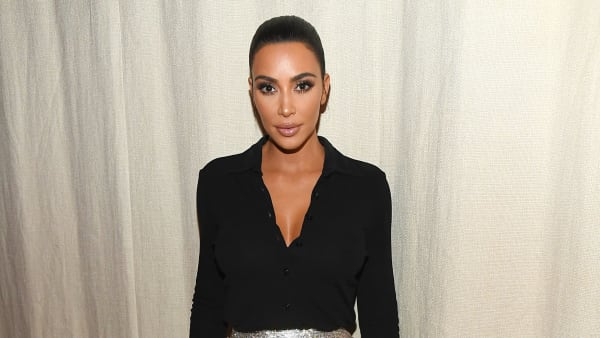 NEW YORK, NEW YORK - SEPTEMBER 12: Kim Kardashian West attends KKW Beauty KKWxWinnie dinner at L'Avenue in Saks Fifth Avenue on September 12, 2019 in New York City.  (Photo by Kevin Mazur/Getty Images for KKW Beauty)