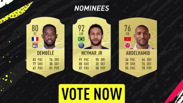 Ligue 1 January POTM nominees were revealed Monday