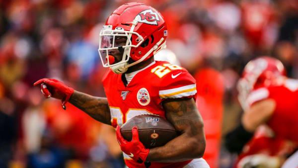 Damien Williams - American Football Running Back
