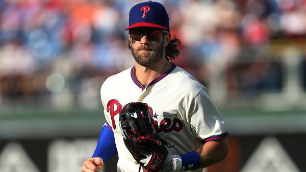 Despite signing Bryce Harper, the Phillies went 81-81 and missed the playoffs in 2019.