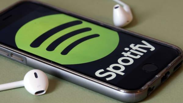 Musical Website Spotify Illustration In Paris