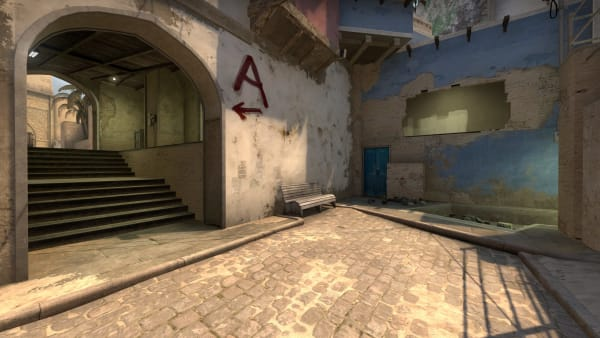 Valve released a new CSGO Update Blog including a bench on Mirage