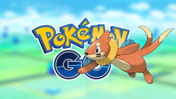 The elusive Buizel will be easier to find during the Sinnoh Region Celebration event