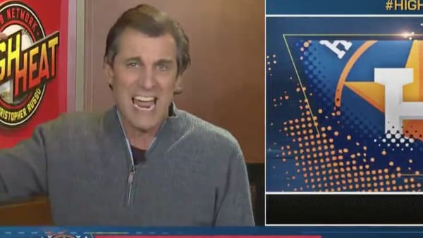 Chris Russo goes off on Justin Verlander for not commenting on the Astros' scandal.