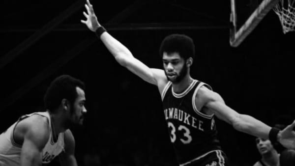 Kareem's dominance at UCLA was the reason his inaugural game was as anticipated as it was.