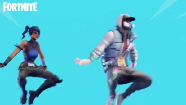 Leapin' Emote in Fortnite is one of the latest emotes to hit the store.