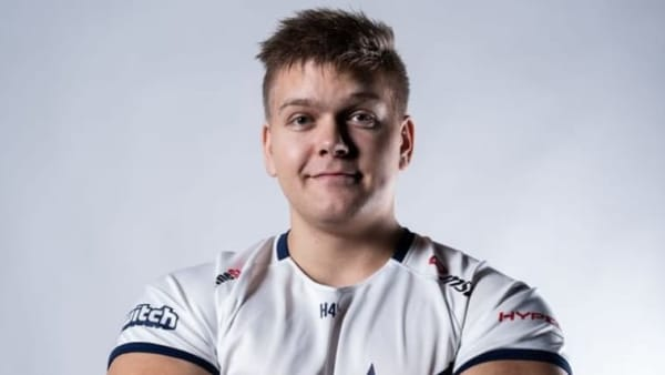 Benjamin 'blameF' Bremer has become a renowned player alongside his teammates on Complexity.