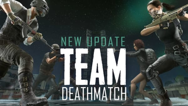 PUBG Team Deathmatch arrives in PUBG Update 6.2 in the new mode called PUBG Arcade.