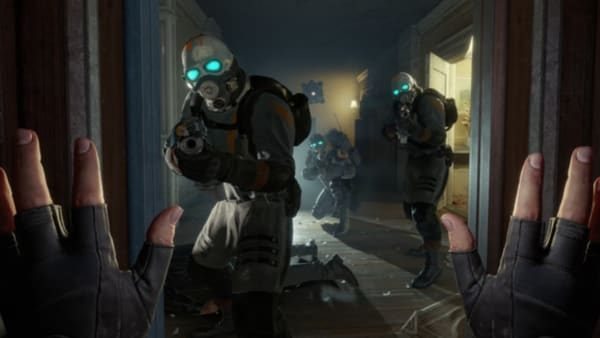 Half-Life Alyx release date is set for March 23, 2020.