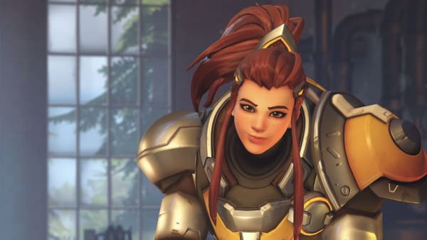 Widowmaker and Brigitte were both nerfed on all platforms in the latest Overwatch patch.