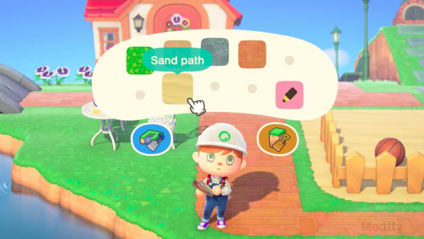 Image result for animal crossing new horizons Customizing Island