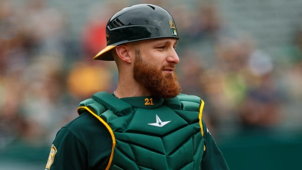 Jonathan Lucroy Claims A's Told MLB About Astros' Sign-Stealing 2 Years Ago But League 'Did Nothing'