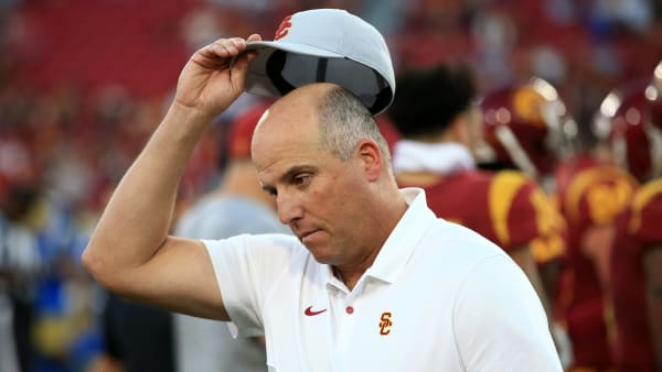 USC's 2020 recruiting class has disappointed after committing to Clay Helton for another season.