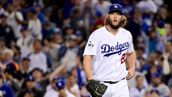 Clayton Kershaw Finally Speaks Out About Astros Sign-Stealing Scandal