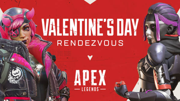 The Apex Legends Valentine's Day Rendezvous event was postponed Tuesday