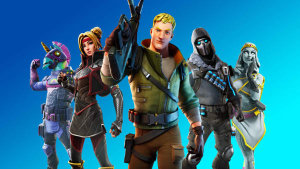 Fortnite Ziplines were re-enabled in Wednesday's maintenance patch