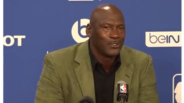 The GOAT himself addressed the MJ vs. LeBron argument in a press conference on Friday.