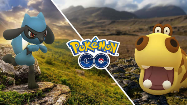 Shiny Hippopotas in Pokémon GO can be hatched from 7 km eggs for a limited time