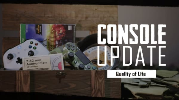 PUBG Corp shared a video discussing the quality of life changes included in PUBG Xbox Update 8.