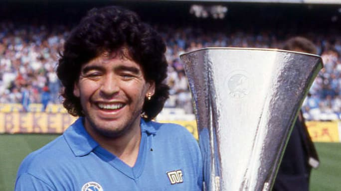 Ranking Napoli S 10 Best Home Kits Of All Time Football News