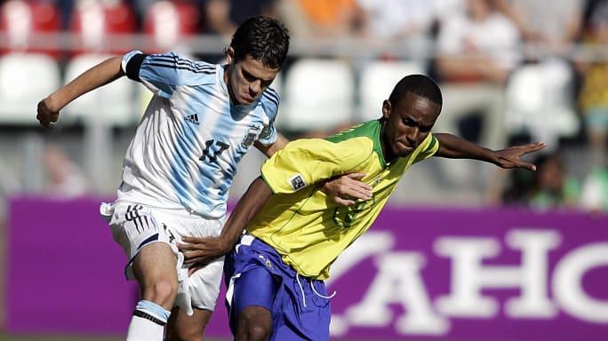 Así era el once de Argentina en la final del Mundial Sub 20 de 2005 ante Nigeria 8