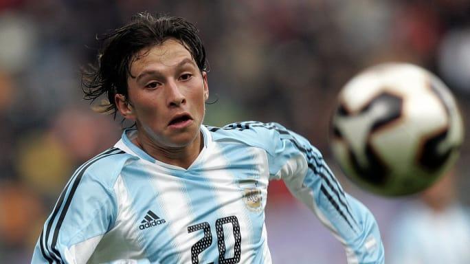 Así era el once de Argentina en la final del Mundial Sub 20 de 2005 ante Nigeria 6