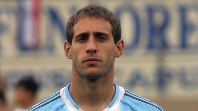 Así era el once de Argentina en la final del Mundial Sub 20 de 2005 ante Nigeria 7