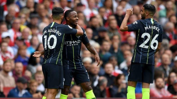 The best front three in the Premier League - ranked
