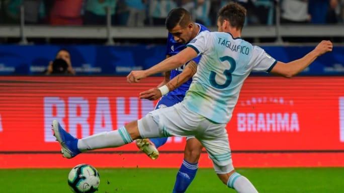 Leicester Eye Surprise Move For Wanted Ajax Defender Nicolas Tagliafico Ht Media