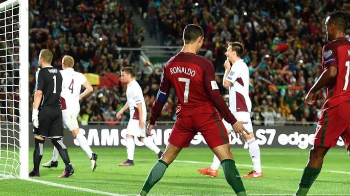 Les 6 équipes pour lesquelles Cristiano Ronaldo a marqué le plus de buts  - Championnat d'Europe de Football 2020