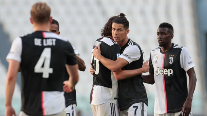 Juventus 4 1 Torino Report Ratings And Reaction As Juve Destroy Local Rivals