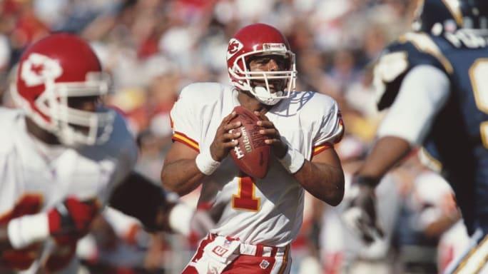 Oldest NFL Quarterbacks of All Time | 12up