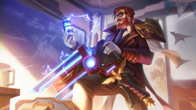 Battle Academia Skins Likely for League of Legends Patch