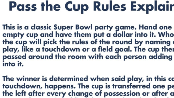 photo about Free Printable Football Parlay Cards named Tremendous Bowl Betting Recreation P the Cup theduel