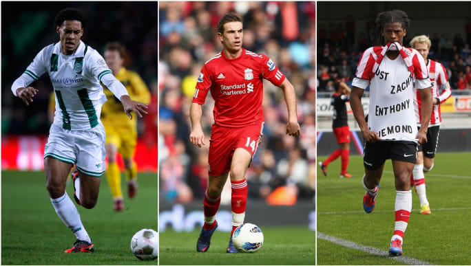 Where the Liverpool Starting XI Was the Last Time an English