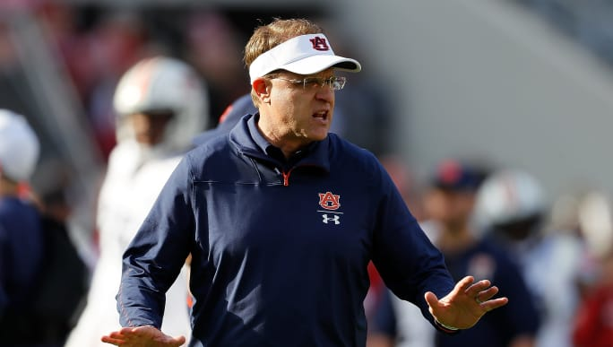 Auburn's Recruiting Efforts Show Just How Lopsided Iron Bowl Could