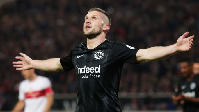4ab1027e3 Man Utd   Spurs Among Premier League Sides Eyeing Frankfurt s Ante Rebić as  Ace Targets England Move
