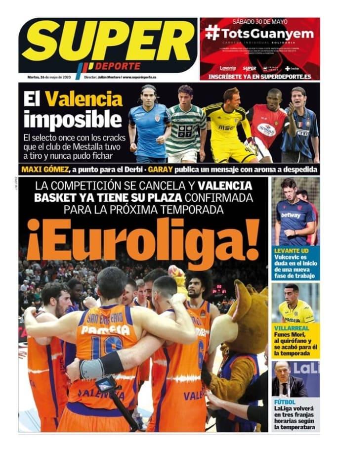 El Klassiker decisivo para la Bundesliga y la posible fecha de retorno del FC Barcelona en LaLiga, en las portadas 5