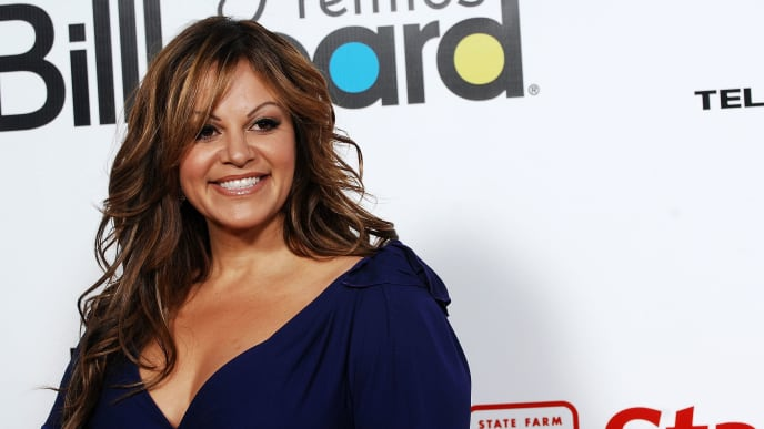 MIAMI - APRIL 23:  Singer Jenni Rivera attends the 2009 Billboard Latin Music Awards at Bank United Center on April 23, 2009 in Miami Beach, Florida.  (Photo by Gustavo Caballero/Getty Images)
