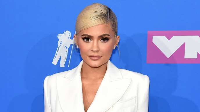 NEW YORK, NY - AUGUST 20:  Kylie Jenner attends the 2018 MTV Video Music Awards at Radio City Music Hall on August 20, 2018 in New York City.  (Photo by Jamie McCarthy/Getty Images)
