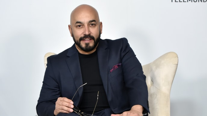 LAS VEGAS, NEVADA - APRIL 25: Lupillo Rivera attends the 2019 Billboard Latin Music Awards at the Mandalay Bay Events Center on April 25, 2019 in Las Vegas, Nevada. (Photo by David Becker/Getty Images)