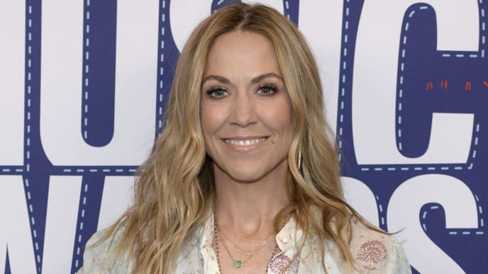 NASHVILLE, TENNESSEE - JUNE 05: Sheryl Crow attends the 2019 CMT Music Awards at Bridgestone Arena on June 05, 2019 in Nashville, Tennessee. (Photo by Rick Diamond/Getty Images for CMT)