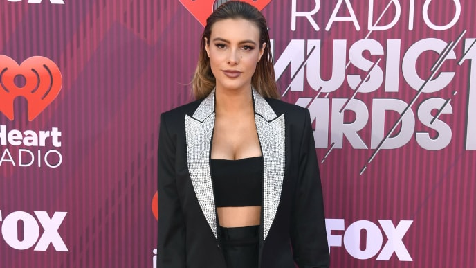LOS ANGELES, CALIFORNIA - MARCH 14: Lele Pons attends the 2019 iHeartRadio Music Awards which broadcasted live on FOX at Microsoft Theater on March 14, 2019 in Los Angeles, California. (Photo by Frazer Harrison/Getty Images)