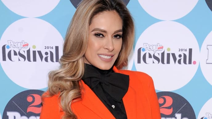 NEW YORK, NY - OCTOBER 15:  Galilea Montijo attends the 5th Annual Festival PEOPLE En Espanol, Day 1 at the Jacob Javitz Center on October 15, 2016 in New York City.  (Photo by Matthew Eisman/Getty Images for PEOPLE En Espanol )
