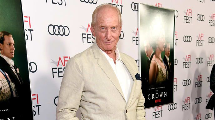 'Game of Thrones' alum Charles Dance to narrate new Netflix docuseries