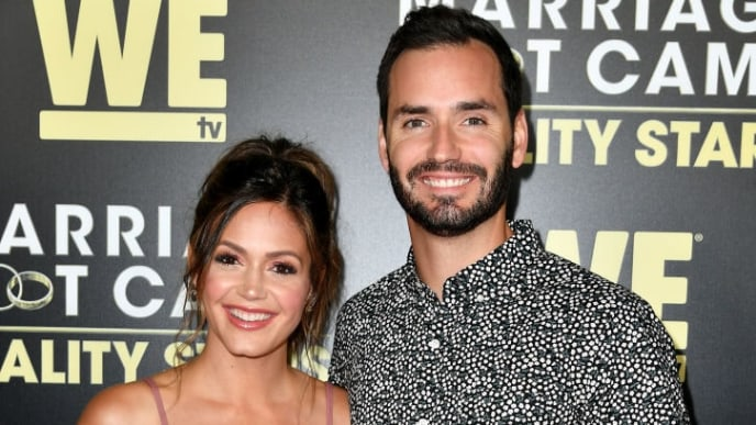 Desiree Hartsock and Chris Siegfried from 'The Bachelorette'