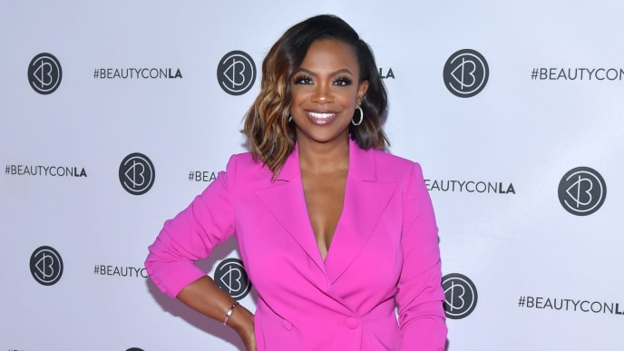 LOS ANGELES, CALIFORNIA - AUGUST 10: Kandi Burruss attends Beautycon Festival Los Angeles 2019 at Los Angeles Convention Center on August 10, 2019 in Los Angeles, California. (Photo by Amy Sussman/Getty Images for Beautycon)
