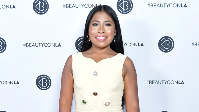LOS ANGELES, CALIFORNIA - AUGUST 11:  Yalitza Aparicio attends Beautycon Festival Los Angeles 2019 at Los Angeles Convention Center on August 11, 2019 in Los Angeles, California. (Photo by Amy Sussman/Getty Images for Beautycon)